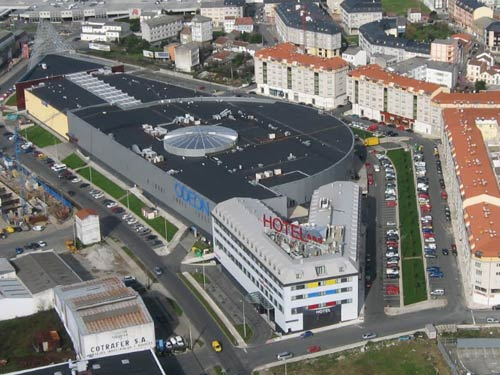 CC Dolce Vita Odeón, Ferrol